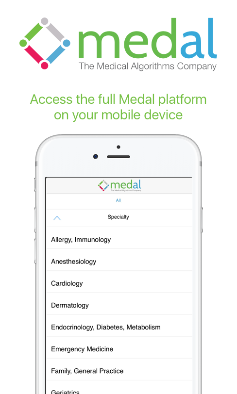 medal iphone